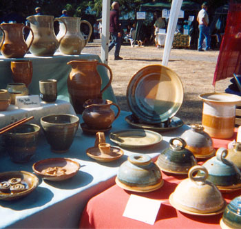 Pottery Creations